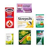 Cold symptom relief
