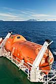 The Antarctic Peninsular