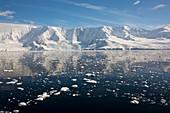The Gerlache Strait,Antarctica