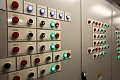 A building control panel