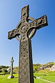 St john's Cross,Iona Abbey