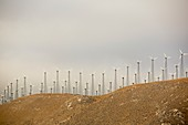 Part of the Tehachapi Pass wind farm