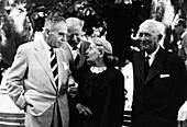 Born,Meitner,Heisenberg and Hahn