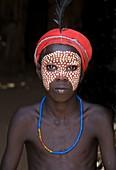 Boy of the Dassenech tribe