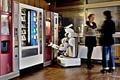 PR2 robot research