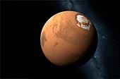 Mars,artwork