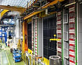 LNGS particle physics laboratory,Italy
