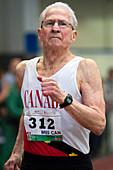 Earl Fee,Canadian senior athlete