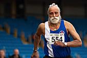 Jhalman Singh,British masters athlete