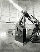 15-inch telescope,Edinburgh Observatory