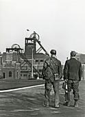 Kellingly Colliery,1950s