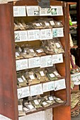 Herb and spice stall,Greece