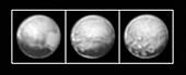 Pluto,New Horizons images