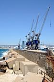 Marseille port,France