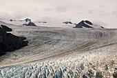 Exit Glacier in the Kenai Fjords,Alaska