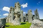 Binham Priory in Norfolk,UK