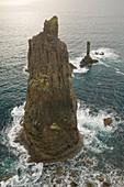 McCleods Maidens,sea stacks,UK