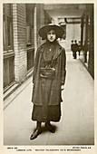 Telegraph messenger girl,20th Century