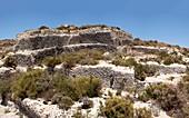 Minoan sandstone quarry