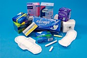 Feminine hygiene products