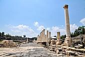 Bet Shean (Scythopolis),Agora