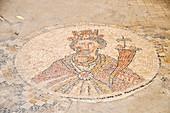 The Sigma,A mosaic,Bet Shean