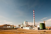 New coal fired power plant,China