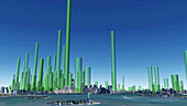 New York City particulate air pollution