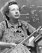Maria Goeppert-Mayer,nuclear physicist