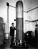 C H Johnson,US physicist