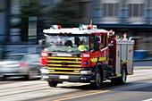 Fire engine,Australia