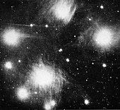 Constellation of Pleiades,1908