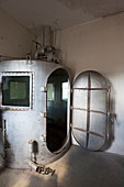 Gas chamber at Wyoming Frontier Prison
