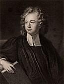 Richard Bentley,English philologist
