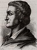 Johann Friedrich Bottger,ceramicist