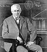Robert Millikan,US physicist