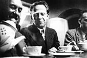 Otto Stern and Werner Heisenberg
