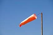 A wind sock on Tresco,Scilly Isles,UK