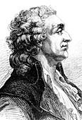Marquis de Condorcet,French politician