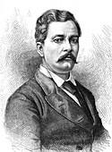 Henry Stanley,Welsh explorer