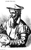 Gerardus Mercator,cartographer