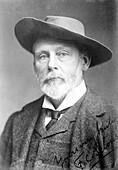 Frederick Selous,British explorer