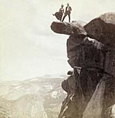 Yosemite Valley tourism,1900s