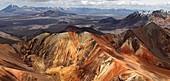 Cerros de Visviri,Andes,Chile