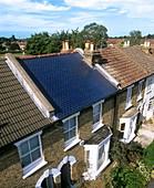 Solar tiles,UK