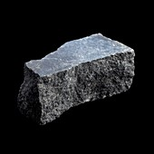 Sample of basalt