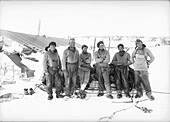 Northern Party Antarctic expedition,1912