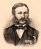 Heinrich Barth,German explorer