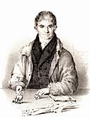 William Beard,English fossil collector