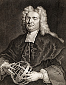 Nicholas Saunderson,mathematician